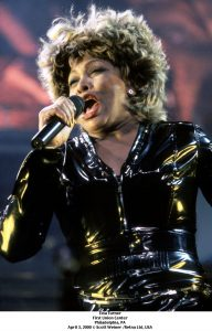 Tina Turner First Union Center Philadelphia, PA