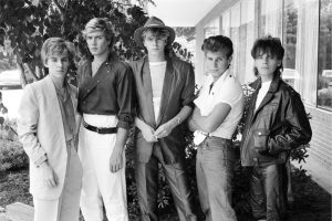 Duran Duran in Philadelphia