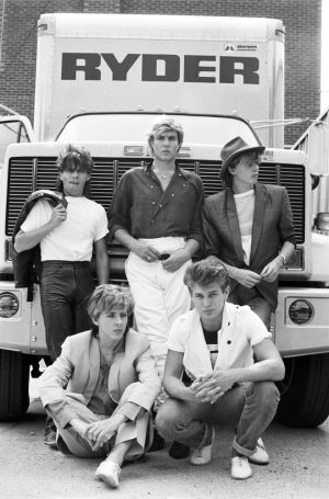 Duran Duran in Philadelphia, PA