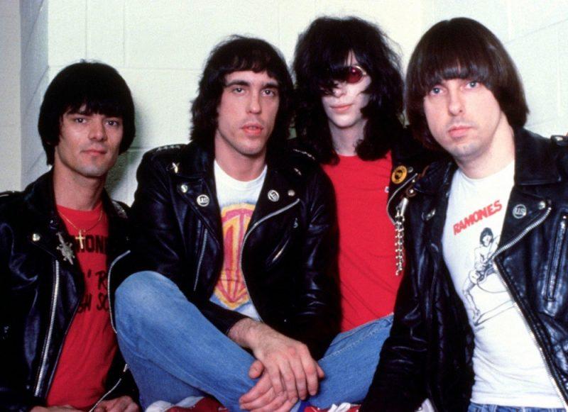 The Ramones in Philadelphia