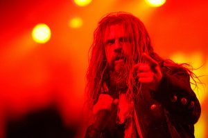 Rob Zombie performing on his Hellbilly Deluxe 2 Tour at the Electric Factory in Philadelphia