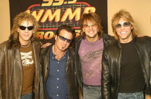 Bon Jovi in Philadelphia, PA 2002