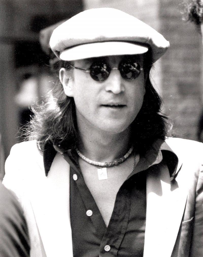 John Lennon in Philadelphia