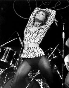 Pat Benatar performing in Philadelphia
