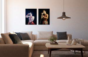 Freddie Mercury -Scott Weiner