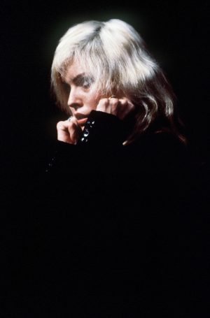 Debbie Harry in Philadelphia Blondie