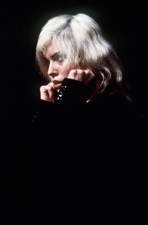 Debbie Harry in Philadelphia Blondie