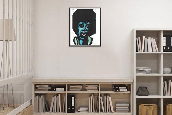 Jimi Hendrix - Dwayne Boone